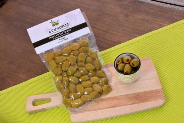 olives moulin tagaris farcies